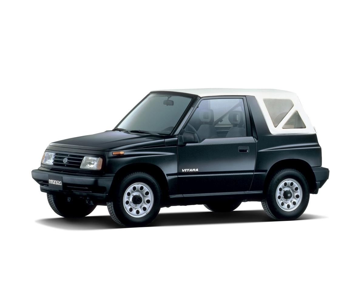 1988 Suzuki Vitara (3)