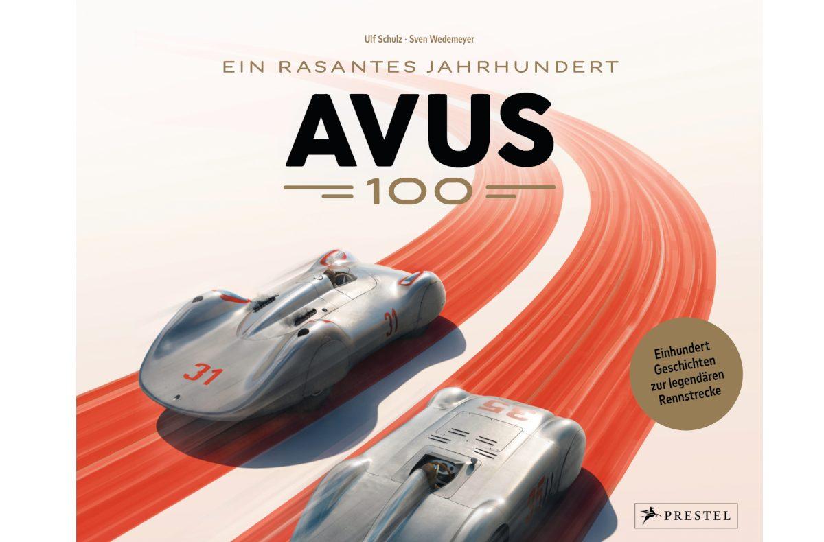 AVUS 100 Cover Ulf Schulz Sven Wedemeyer
