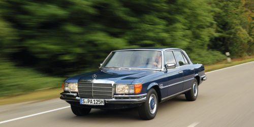 Alter Adel – Limousinen der 70er Jahre