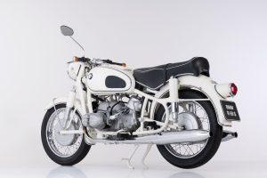 Motorräder der 60er