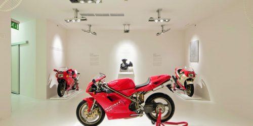 Motorräder der 90er – Auf zwei Rädern ins neue Jahrtausend