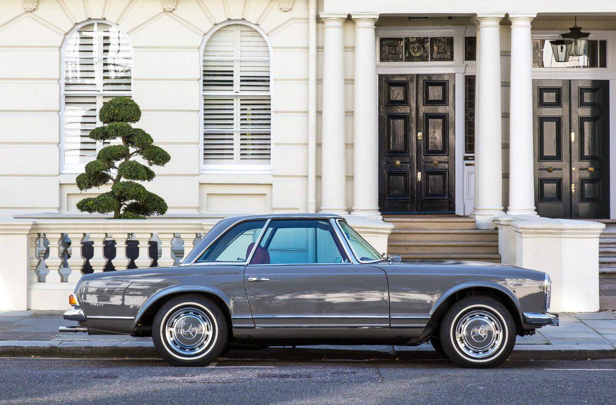 Mercedes-Benz W113 Kaufberatung Seite