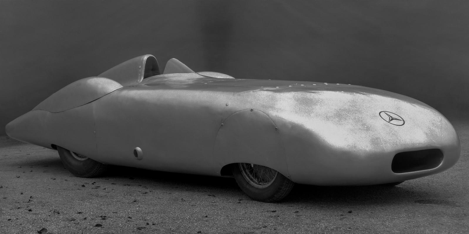 Rudolf Caracciola - Mercedes-Benz Rekordwagen