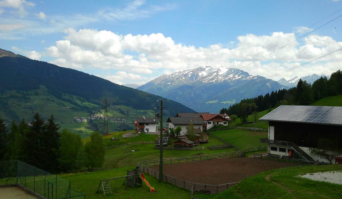 Reisebericht Alpen