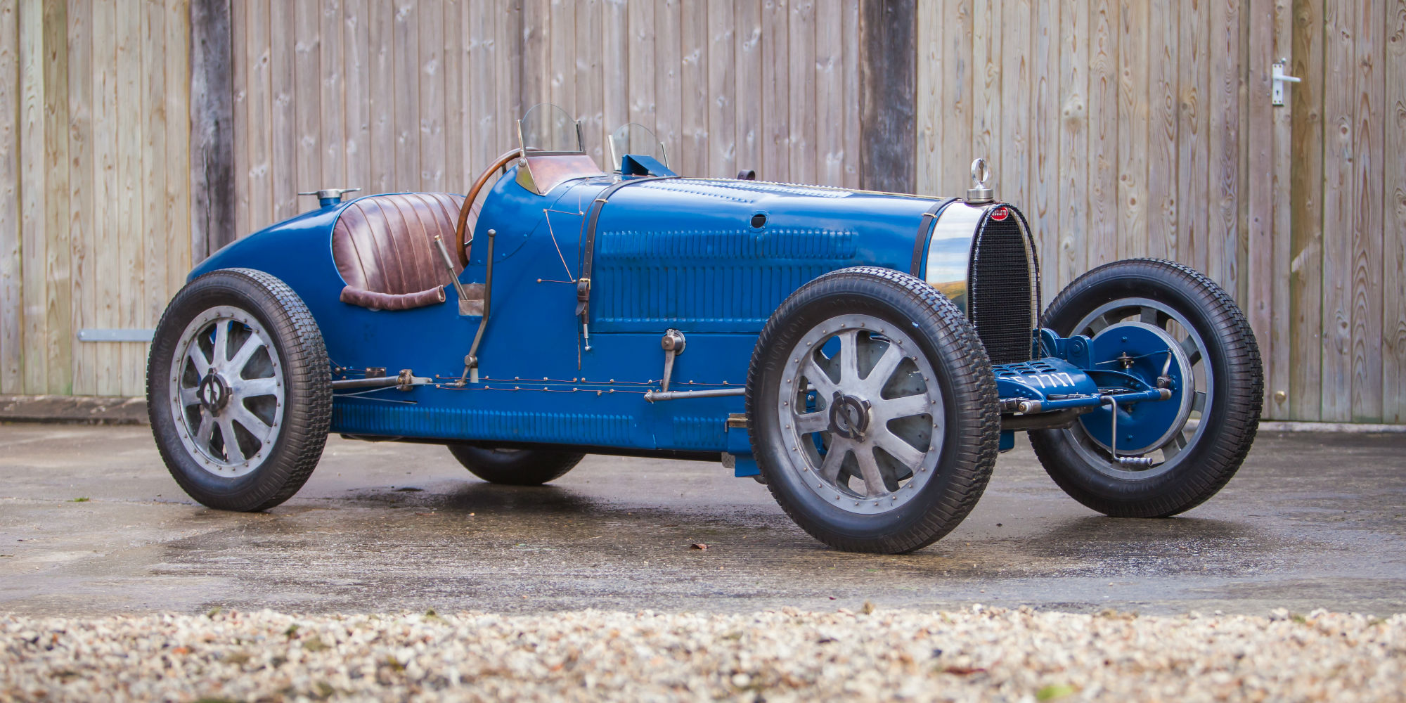 Bugatti Typ 35 Born To Win