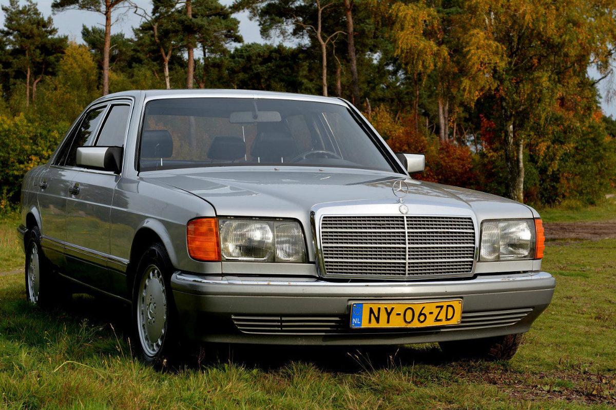 5 klassiker f r eur for Mercedes benz 260