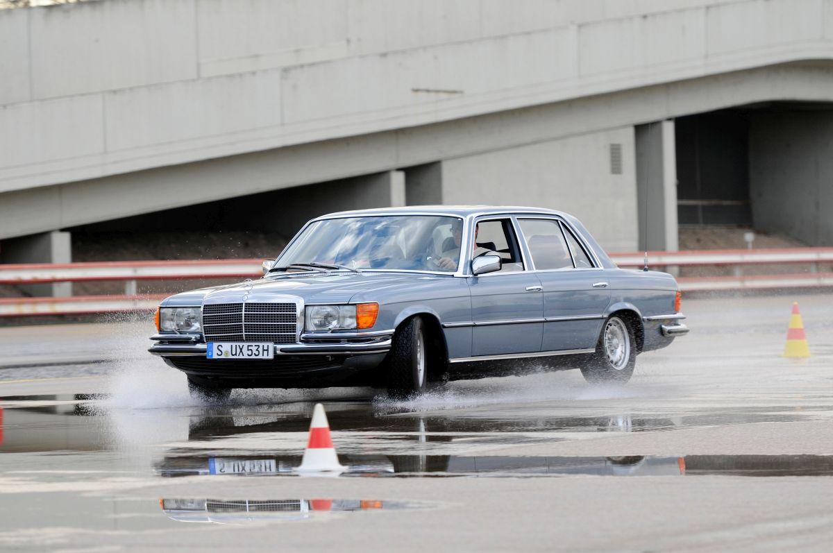 Mercedes Benz S Klasse W116 ABS