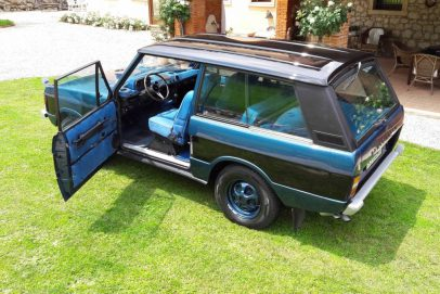 Range Rover Felber Totale 1