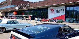 Swiss Classic World – Luzern im Zeichen der Oldtimer