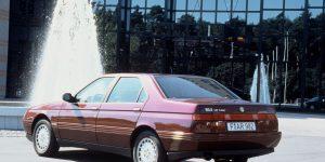Alfa Romeo 164 – Klare Kante