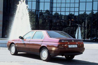 Alfa Romeo 164 Turbo Totale Heck