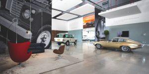 Classic Works – Hauptsitz von Jaguar Land Rover Classic eröffnet