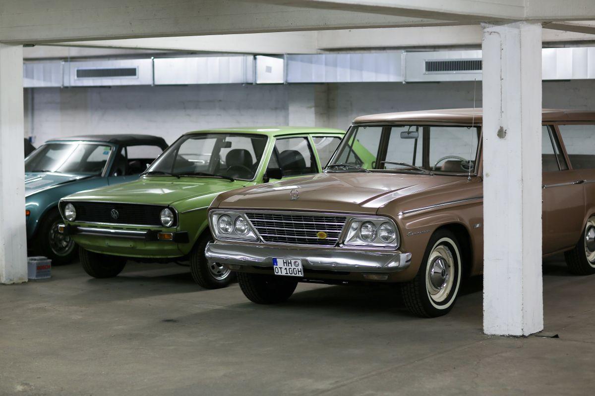 Die garage 11 im classic trader h ndlerportrait for Garage mercedes gap