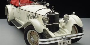 Mercedes-Benz Typ S – Weiße Elefanten in der Eifel