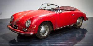 Porsche 356 A Speedster – Ein Leben in Bewegung
