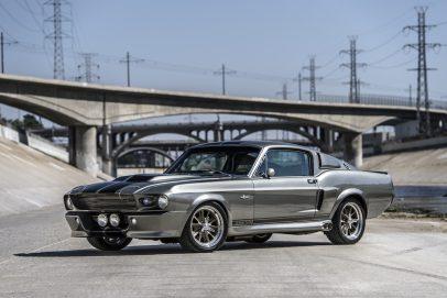 Eleanor - Shelby Mustang GT 500
