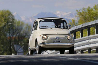 60 Jahre FIAT 500 Titel