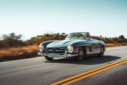 Mercedes 300 SL Pebble Beach