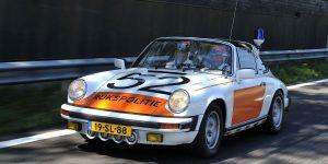 Rijkspolitie Porsche – Polizei auf Speed