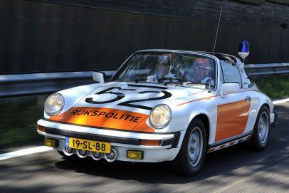 Rijkspolitie Porsche 911 G Modell