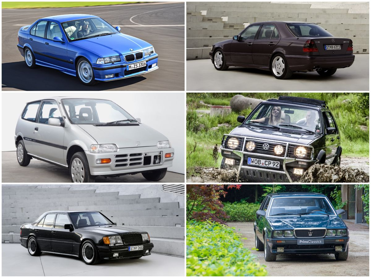 Youngtimer Collage 3