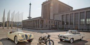Motorworld Classics Berlin 2017 in historischem Ambiente