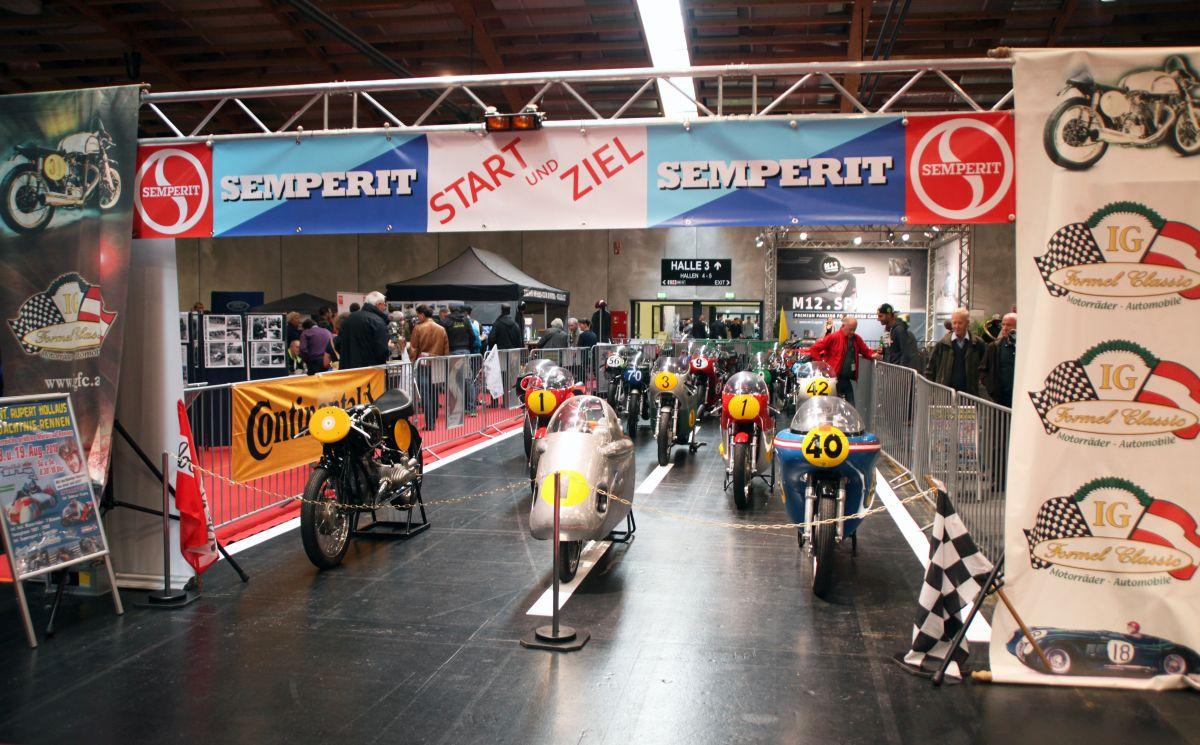 Classic Expo Salzburg 2017 Motorrad