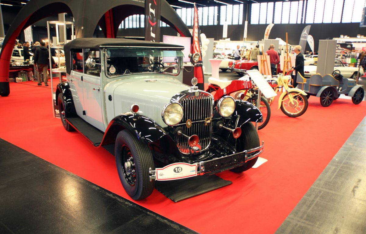 Classic Expo Salzburg 2017 Steyr Puch