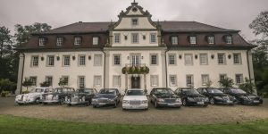 Die Tradition der Mercedes-Benz S-Klasse