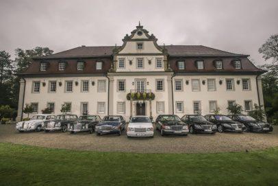 Geschichte der Mercedes-Benz S-Klasse Totale 1