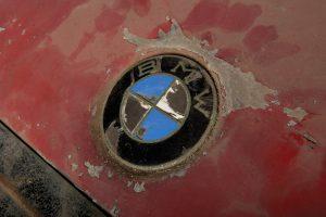 BMW 507 Elvis Logo