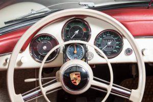Porsche 356 Speedster Lenkrad