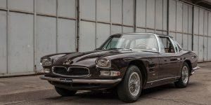 Maserati 5000 GT Frua – Schmuckstück der Royals