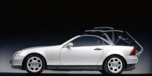 Ist der Mercedes-Benz SLK R 170 schon ein Youngtimer?