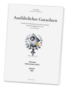 Carus Finance Portrait Gutachten 2