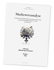 Carus Finance Portrait Marktwert