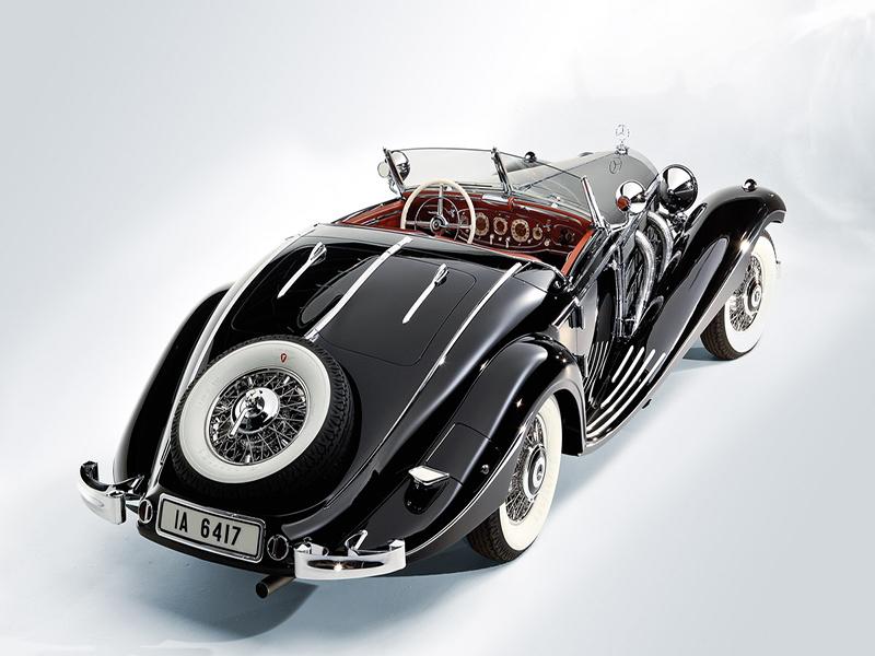 1936 Mercedes-Benz 540K Special Rdstr