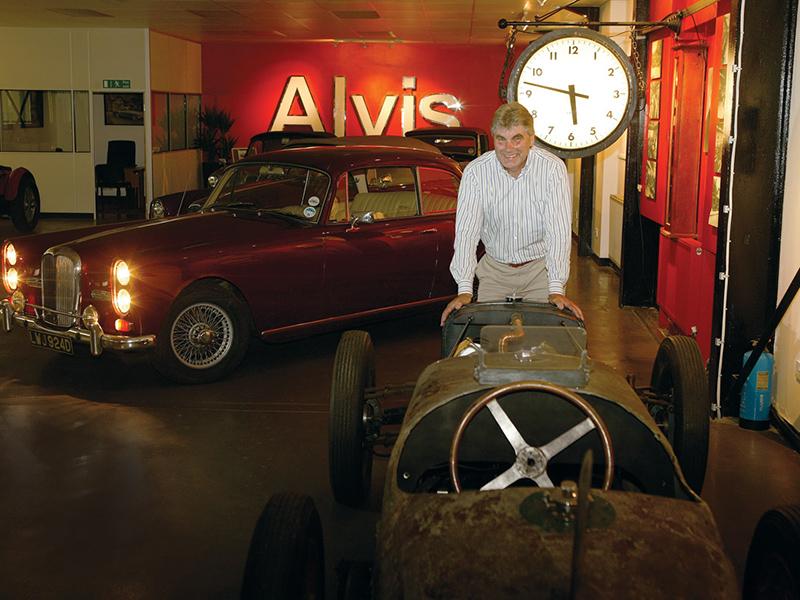 Alvis Oldtimer
