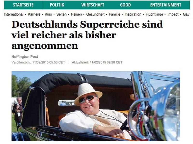 Deutschlands superreiche