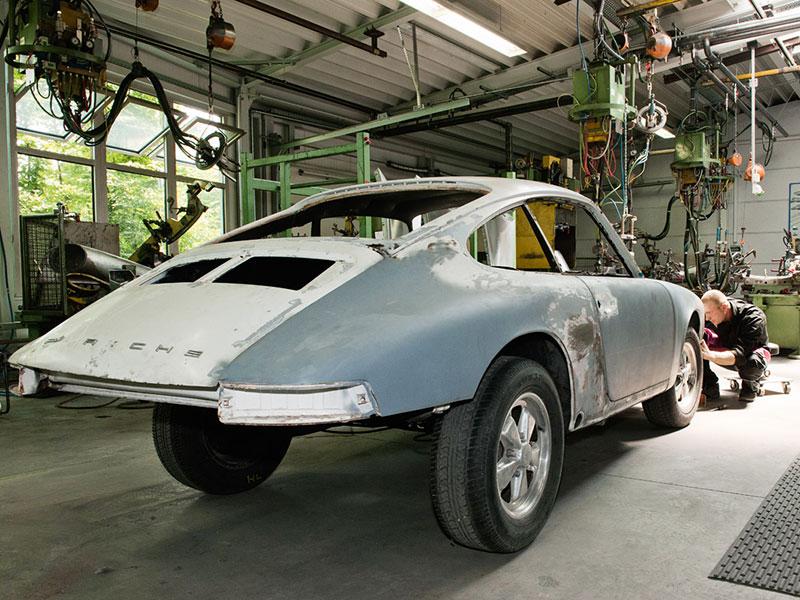 Porsche Classic Werkstatt 6