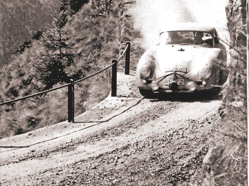 Porsche 356 Strahle