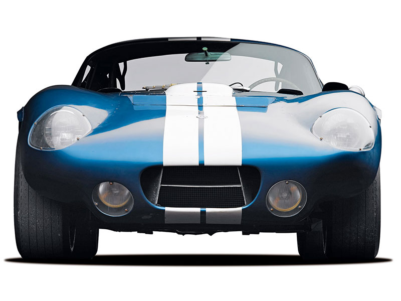 Shelby Daytona front
