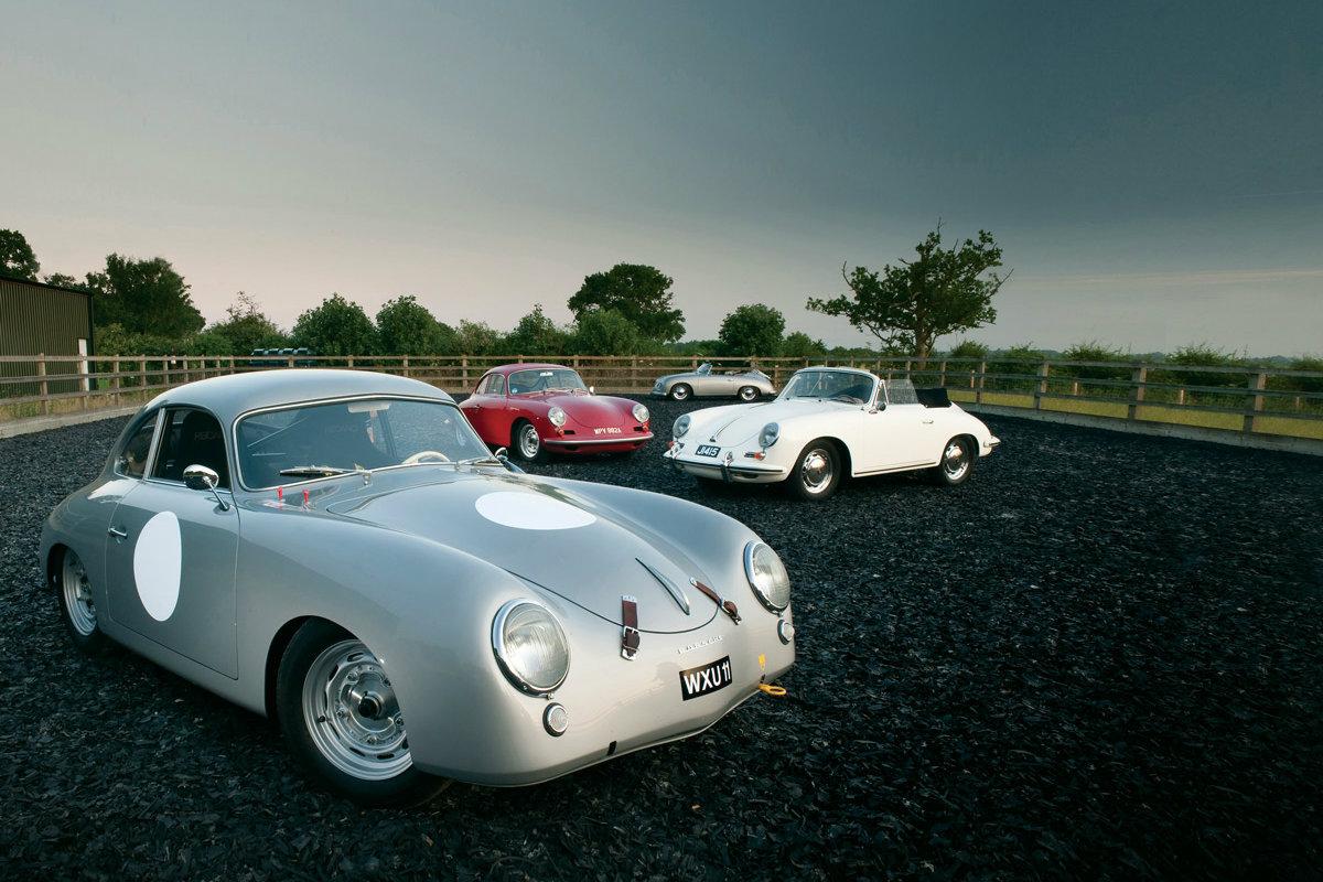 Porsche 356 ABC