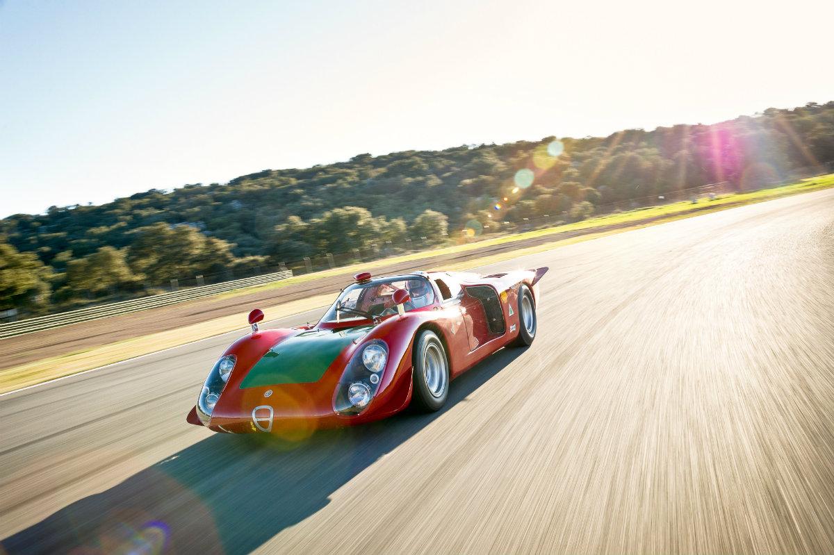 Alfa Romeo Tipo 33-2