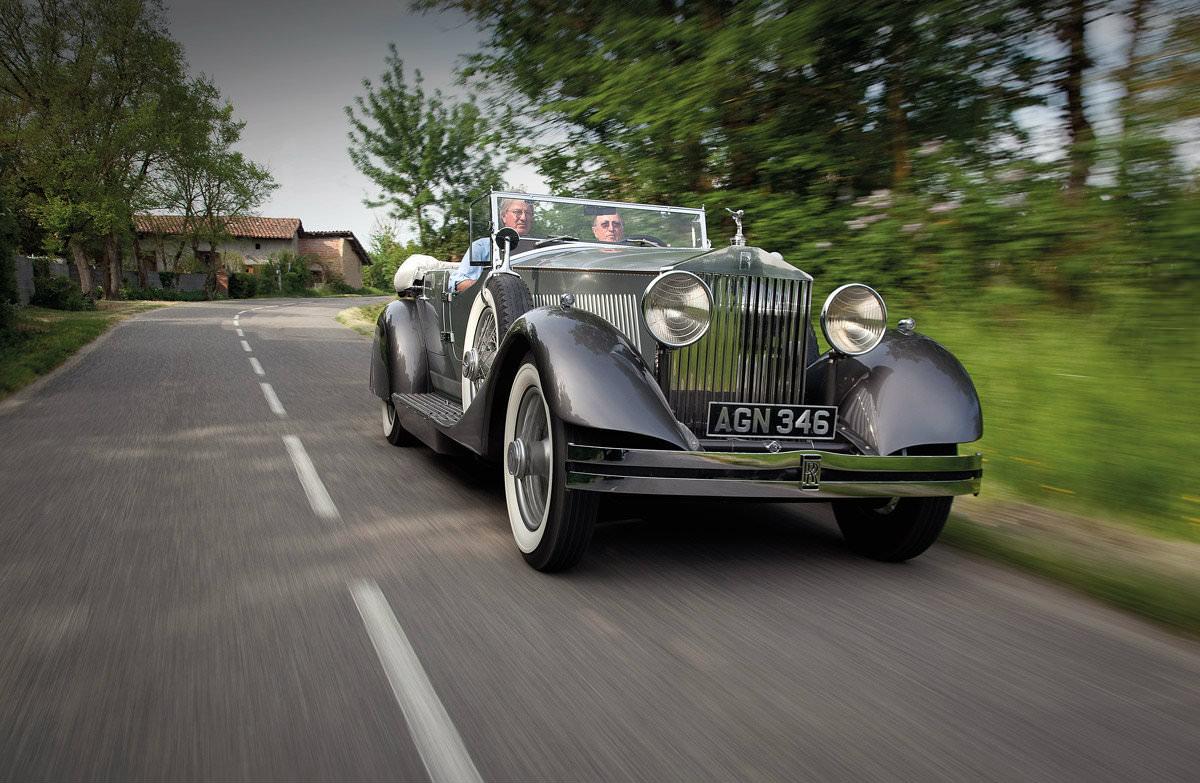 Rolls-Royce 25 EX