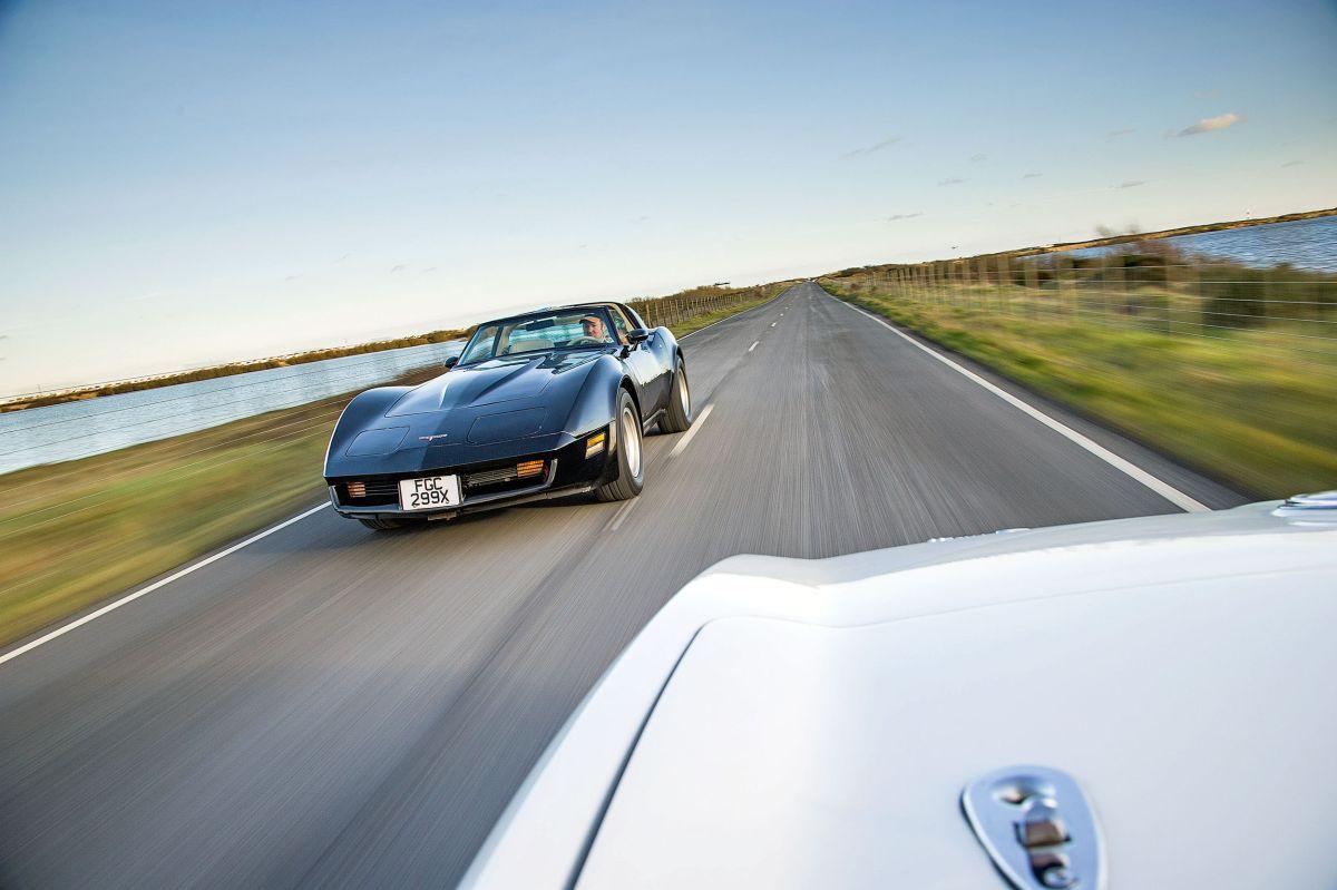 Chevrolet Corvette C3 Dynamisch