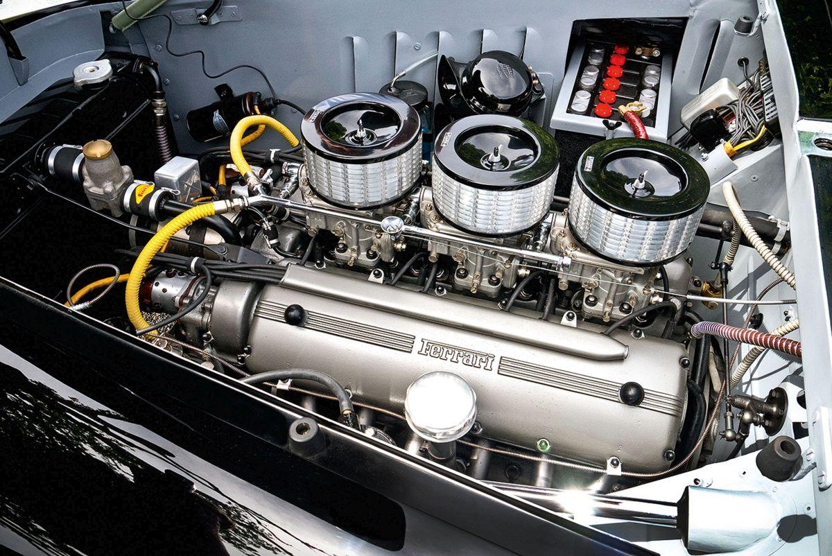 Ferrari 212 Vignale Motor