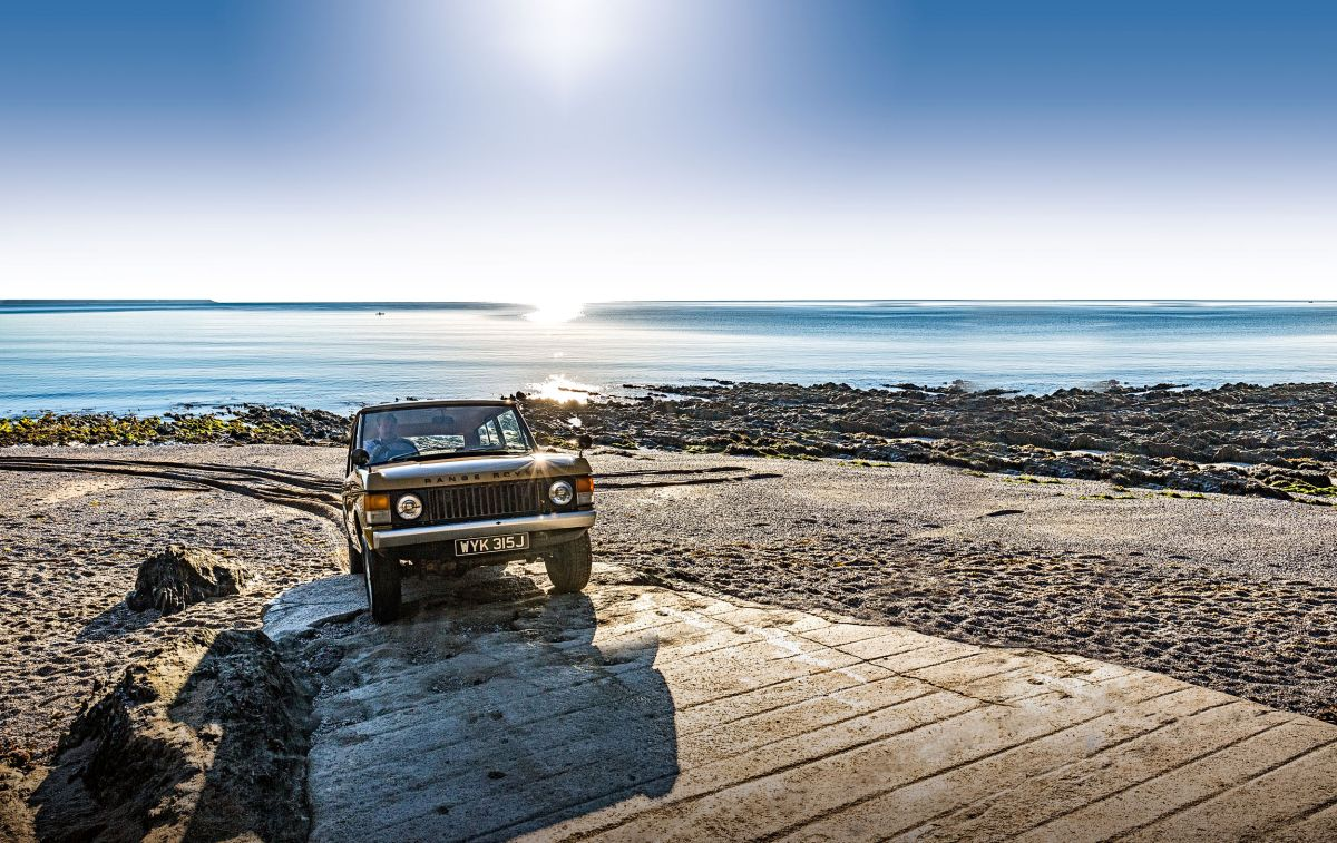 Range Rover Classic Totale 1