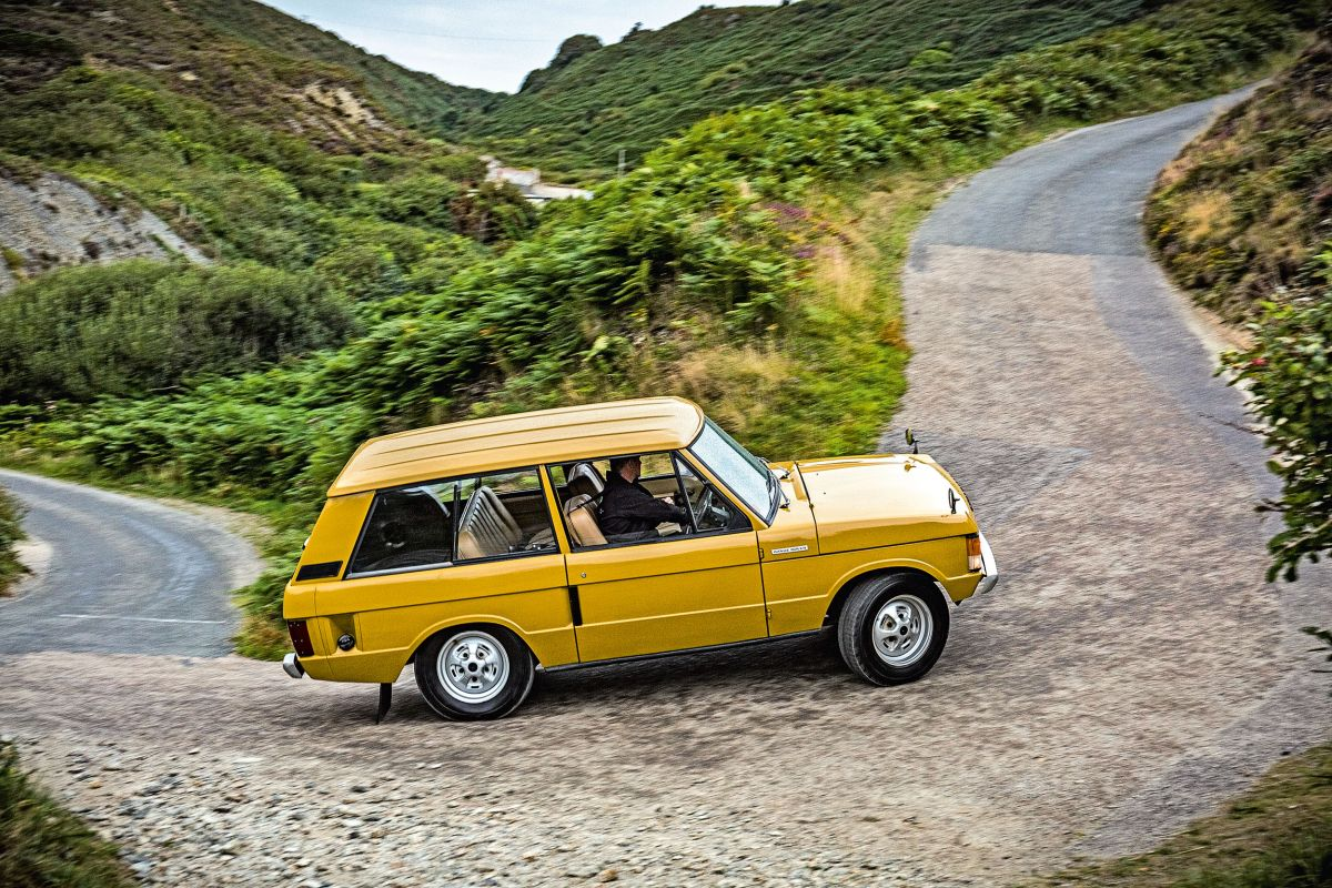 Range Rover Classic Totale 3