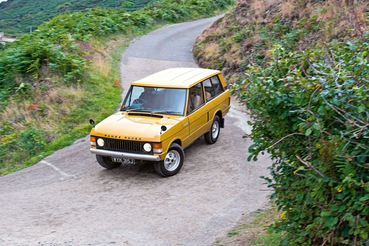 Range Rover Classic Totale 4